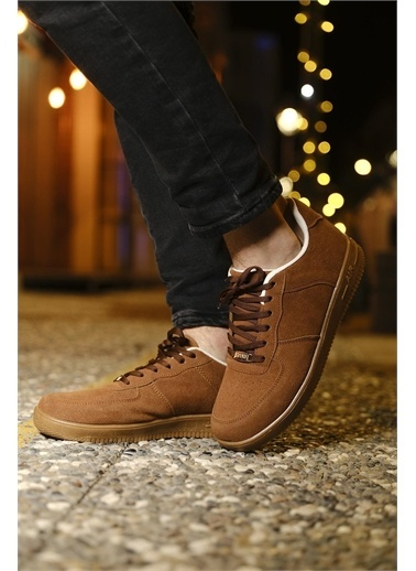 Oksit Lopez Air Unisex Sneaker  Taba